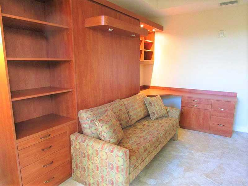 murphy beds panel bed with sofa